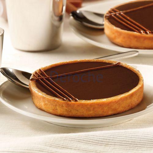 Tartelettes au chocolat surgelées