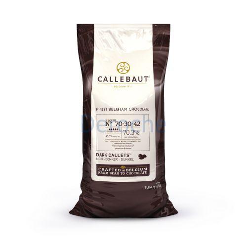 Callets - chocolat noir de couverture