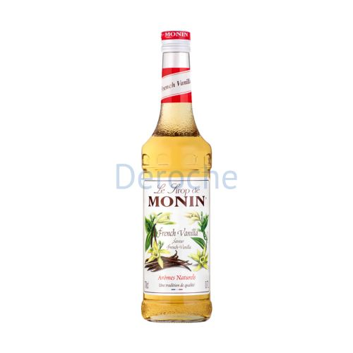 Sirop de vanille (bouteille en verre)