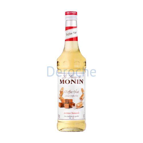 Sirop saveur toffee nut (bouteille en verre)
