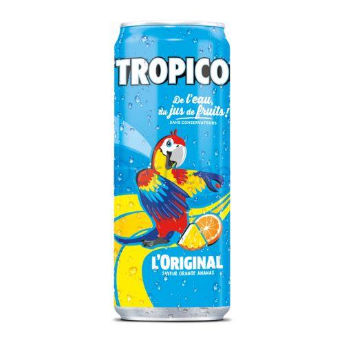 Tropico original - canette slim