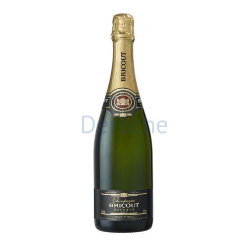 Champagne bricout brut prestige